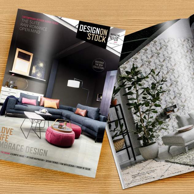 Design On Stock Magazine