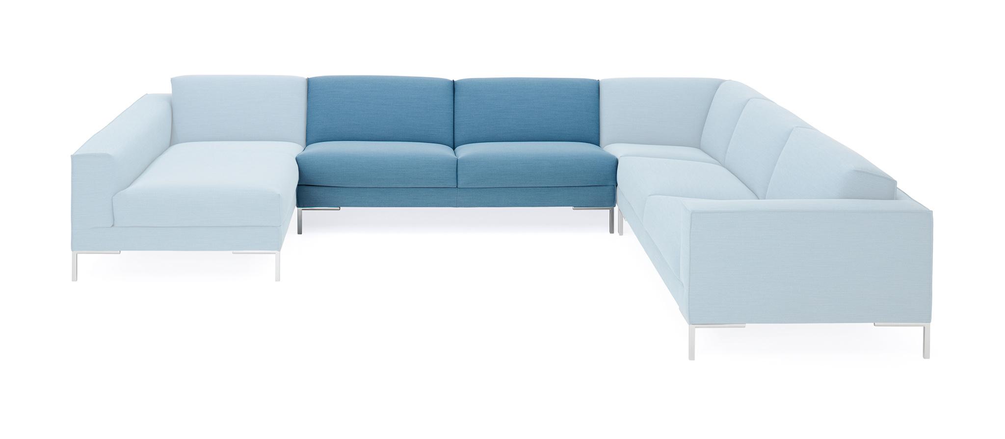 Design On Stock Aikon.Contemporary Armless Sofa Aikon 0 Arm Dutch Modern Furniture