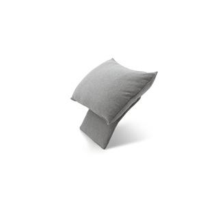 Heelz Cushion + Support by Marike Andeweg | Shown in Tonica Steel.
